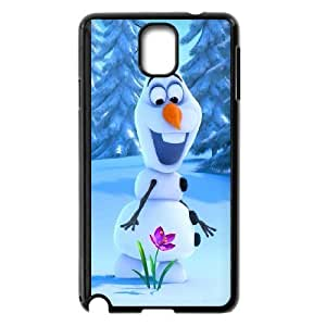 AinsleyRomo Phone Case Frozen forever and Snowman Olaf series pattern case For Samsung Galaxy NOTE4 Case Cover [OLAF]90640