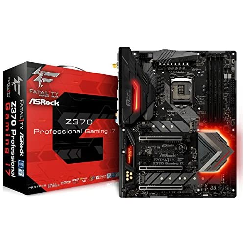 chollos oferta descuentos barato Fatal1ty Z370 Professional Gaming i7 LGA 1151 Socket H4 ATX placa base