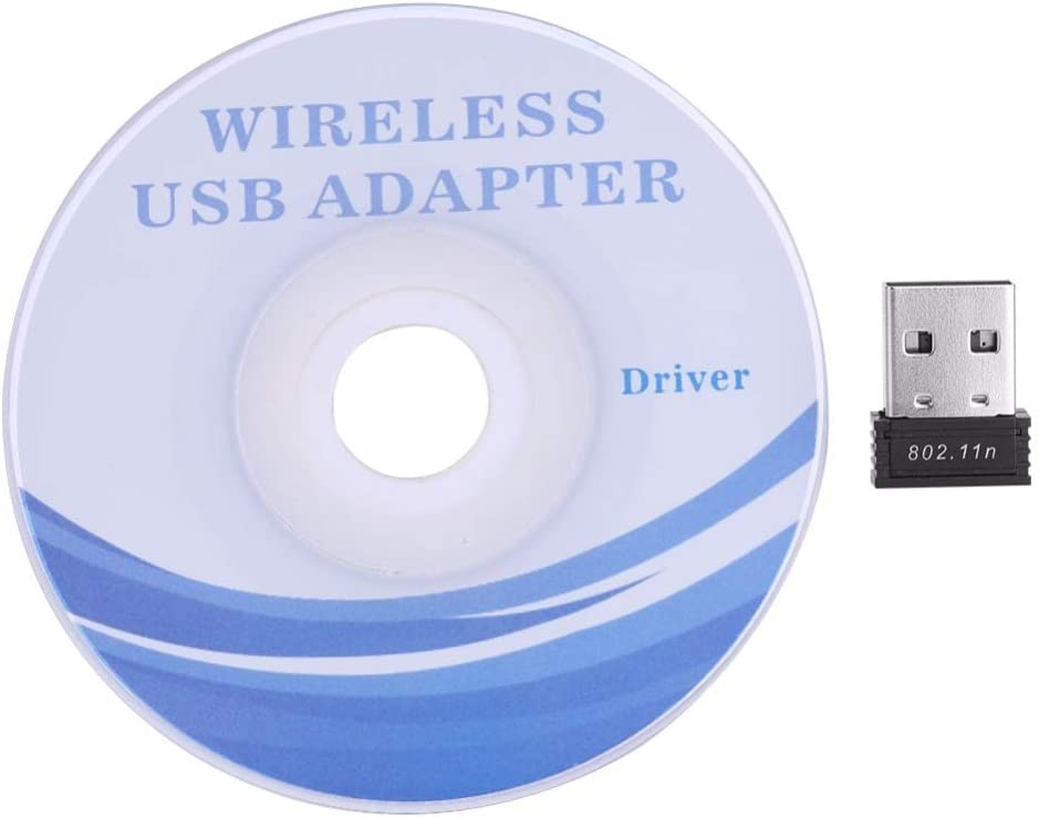 150M Mini USB 2.0 WiFi USB Adapter Dongle Wireless Network Card Receiver for Desktop Laptop DVB STB PrinceShop