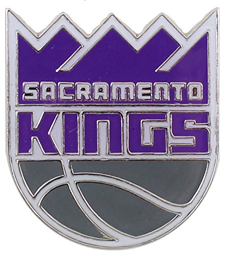 Kings Logo Pin (Sacramento Kings Logo Pin)