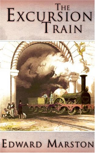 book cover of The Excursion Train