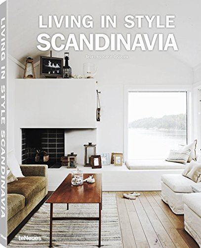 Living in Style: Scandinavia (Table Christmas Decorating)