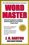 Word Master, J. G. Barton, 1580420893
