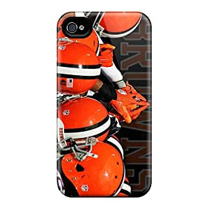 Iphone High Quality Tpu Cases/ Cleveland Browns Kuw4415rMWW Cases Covers For Iphone 6 Plus