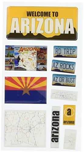 Reminisce Mini Maps, Arizona