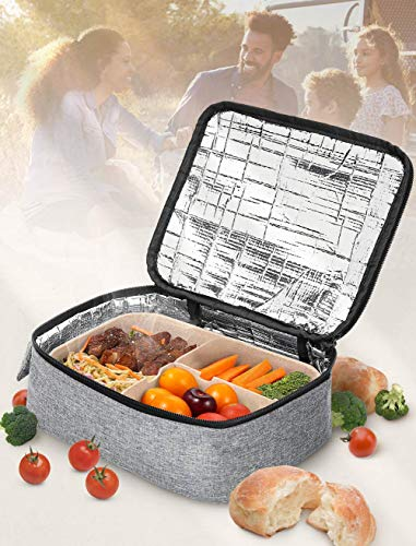 Personal Portable Oven for Prepared Meals Reheat