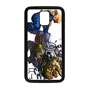 Samsung Galaxy S5 Black phone case Dragon Nest Warrior Fashion players preferred GON7243919