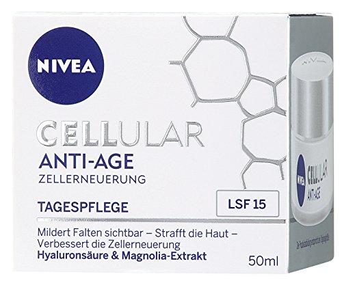 Nivea Cellular Anti-Age Tagespflege LSF15 50ml, 1er Pack (1 x 50ml)