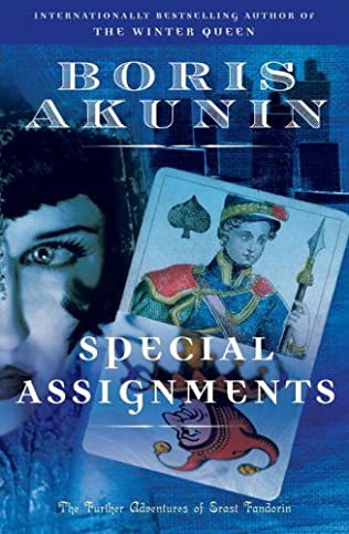 book cover of Special Assignments