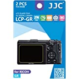 JJC LCP-GR ultra hard polycarbonate LCD Film Screen Protector For Ricoh GR (2 Kits)