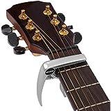 Neewer Silvery Single-handed Specially Designed For Ukulele Banjo Mandolin Capo