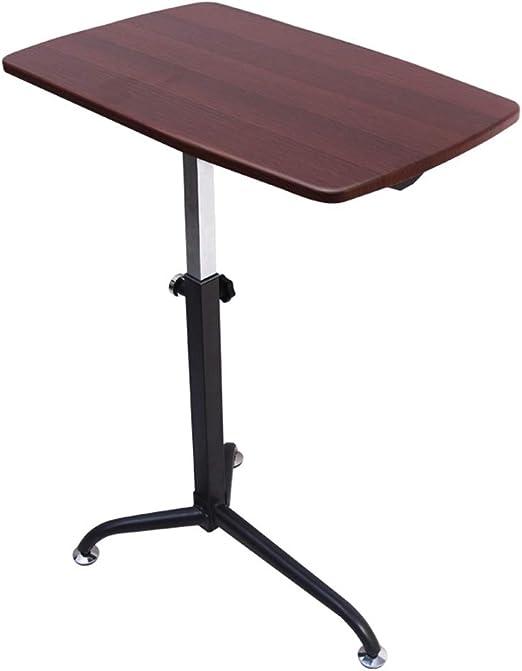 Banco de trabajo Mesa plegable, bandeja de madera for computadora ...