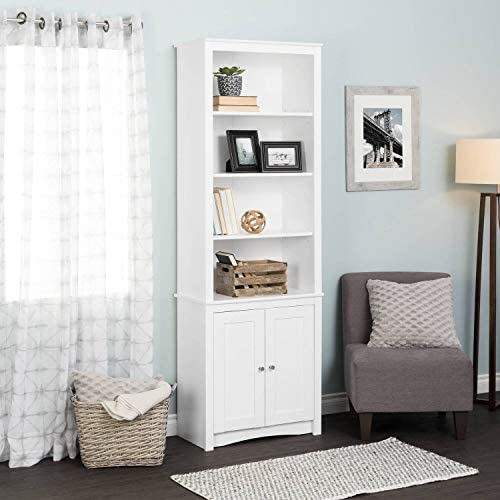 Cheap Prepac Tall Bookcase modern bookcase for sale