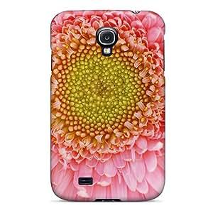 Galaxy Cover Case - Flower Petals Protective Case Compatibel With Galaxy S4