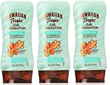 Hawaiian Tropic Silk Hydration Moisturizing Sun Care After Sun Lotion – Coconut Papaya, 6 Ounce (Pack of 3)