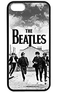 Custom Design - The Beatles Rock Band Classic Hard Plastic Case Cover For IPhone 5 5S (WCA Designed) Kimberly Kurzendoerfer