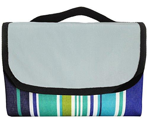 Attmu Beach Picnic Outdoor Blanket Mat, Water-Resistant Outdoor Mat, All-Purpose Mat, Perfect For Picnic, Beach
