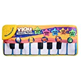 XCSOURCE Baby Piano Mat, Music Carpet, Touch Play Keyboard, 6 Modes Musical Singing for 3 or older Babies Kids WV327