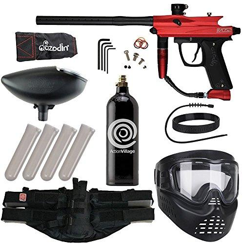 Action Village Azodin Epic Paintball Gun Package Kit (Kaos 2) - Azodin Paintball