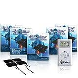 iReliev TOP-BEST TENS Massager Unit Bundle for Pain Relief! The iReliev Bundle IS 100% Guaranteed or Money Back.