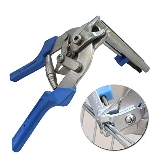 (Stapler Type M Nail Poultry Cage Fasten Plier Wire Cage Clamp Chicken Birds Rabbit Cage Fasten Tool (Plier))