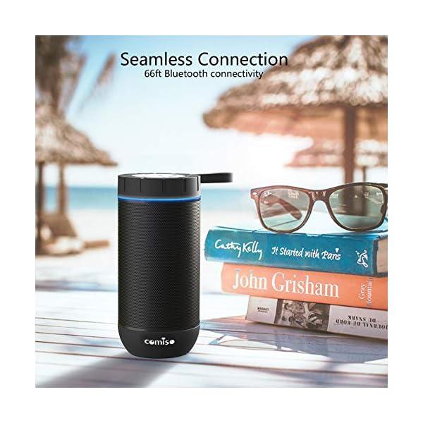 COMISO Wireless Bluetooth