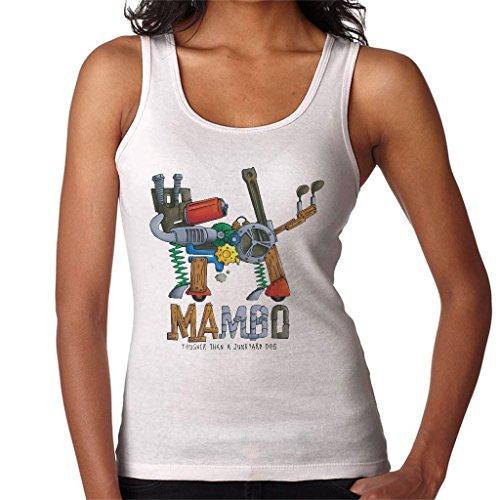 Official Mambo Mambo Junk Yard Dog Women's Vest -