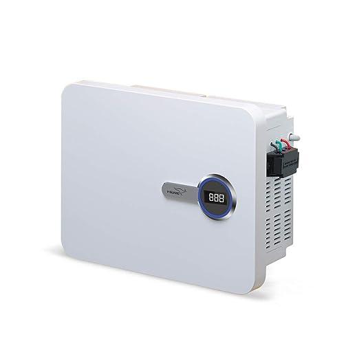 V Guard Metal VWR 400 Plus 130 VAC  300VAC  21.5 Inch, White  Inverters