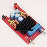 Finished TDA7498 class D Power amplifier board 100W+100W