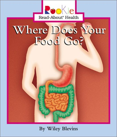 Download Where Does Your Food Go? (Rookie Read-About Health) pdf