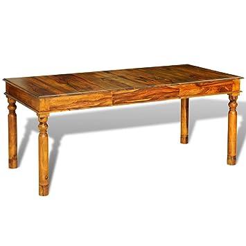 Luckyfu Mesa de Muebles de diseño Moderno Mesa de Cocina y ...
