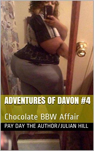 Adventures of Davon #4: Chocolate BBW Affair (English Edition)