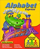 Alphabet Express, School Zone Publishing Interactive Staff, 0887436757
