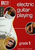 Electric Guitar Playing: Grade One