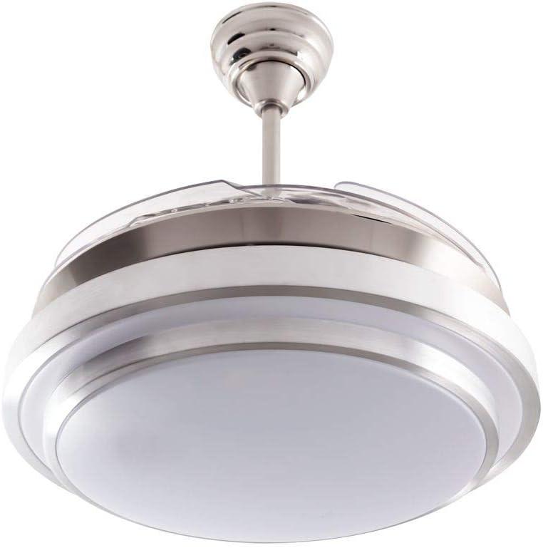 Ventilador de techo mod. Selene con LED incorporado y mando a ...