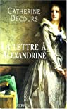 La Lettre à Alexandrine par Decours