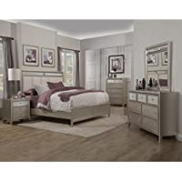 Alpine Furniture Dreams 2 Drawer Nightstand