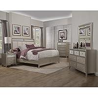 Alpine Furniture Dreams 2 Drawer Nightstand