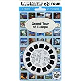 ViewMaster - Grand Tour Of Europe - VBP-5490- Classic 3D Images
