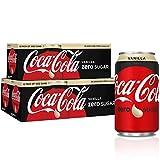 Coke Zero Vanilla Fridge Pack Bundle, 12 fl oz, 36