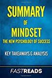 Summary of Mindset: Includes Key Takeaways & Analysis