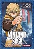 Coffret vinland saga (1-2-3 + sous-bock)