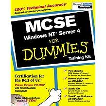 McSe Windows Nt Server 4 for Dummies: Training Kit