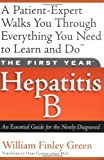 Hepatitis B, William Finley Green, 1569245339