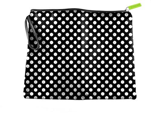 Polka Dots Wet & Dry Tote Bag ()
