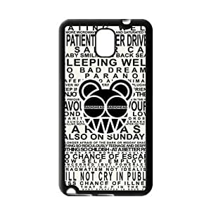 Famous Music Band Radiohead for SamsSung Galaxy Note 3 Case