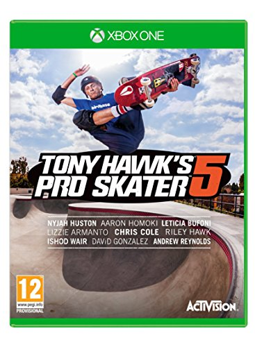 Tony Hawk's Pro Skater 5 (Xbox One) (Tony Hawk Skateboard Game)