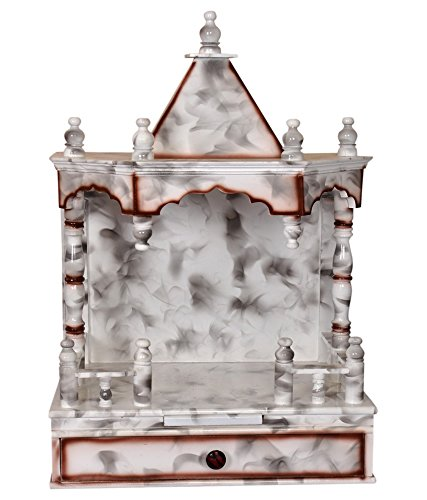 cc2fc3794 Buy Quality Creations Home Temple Pooja Mandir Wooden Temple Temple For Home  Mandir Online at Low Prices in India - Amazon.in