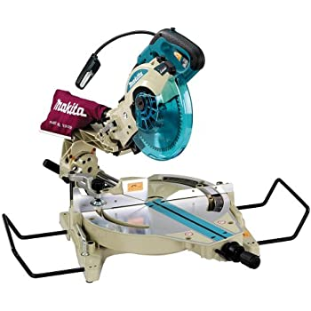 Makita LS1013FL 15 Amp 10-Inch Dual Bevel Compound Sliding Miter Saw with Laser and Fluorescent Light (Discontinued by Manufacturer)