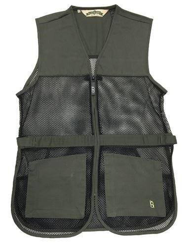 Boyt Harness Dual Pad Shooting Vest, Sage, XX-Large by Boyt Harness